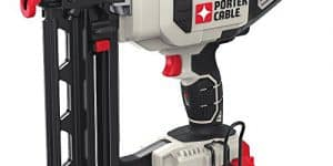 Cordless finish nailer
